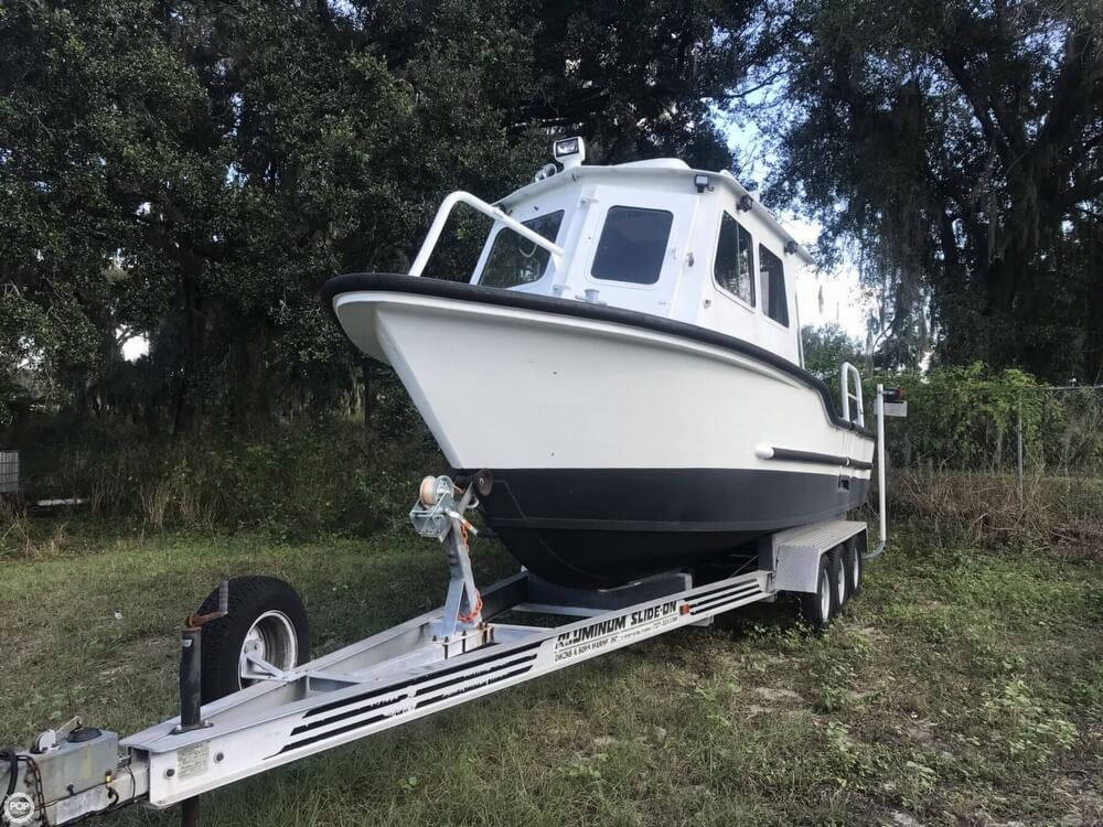 1985 Monark boat for sale, model of the boat is 23 Commercial & Image # 11 of 40