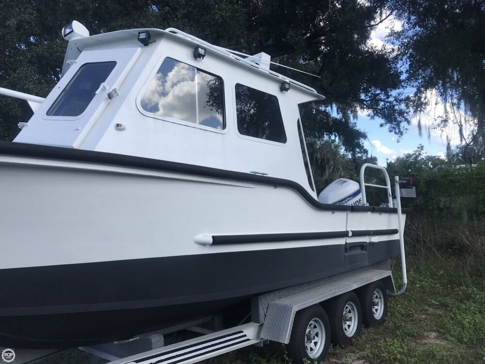 1985 Monark boat for sale, model of the boat is 23 Commercial & Image # 12 of 40