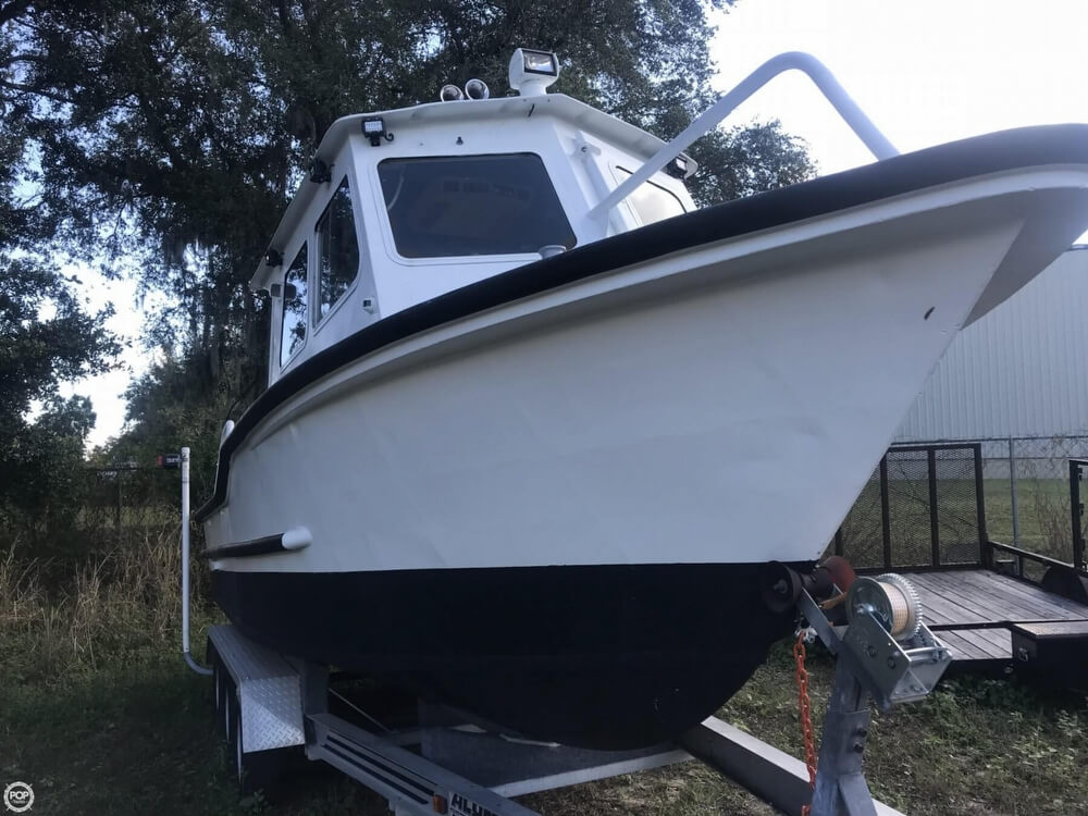 1985 Monark boat for sale, model of the boat is 23 Commercial & Image # 13 of 40