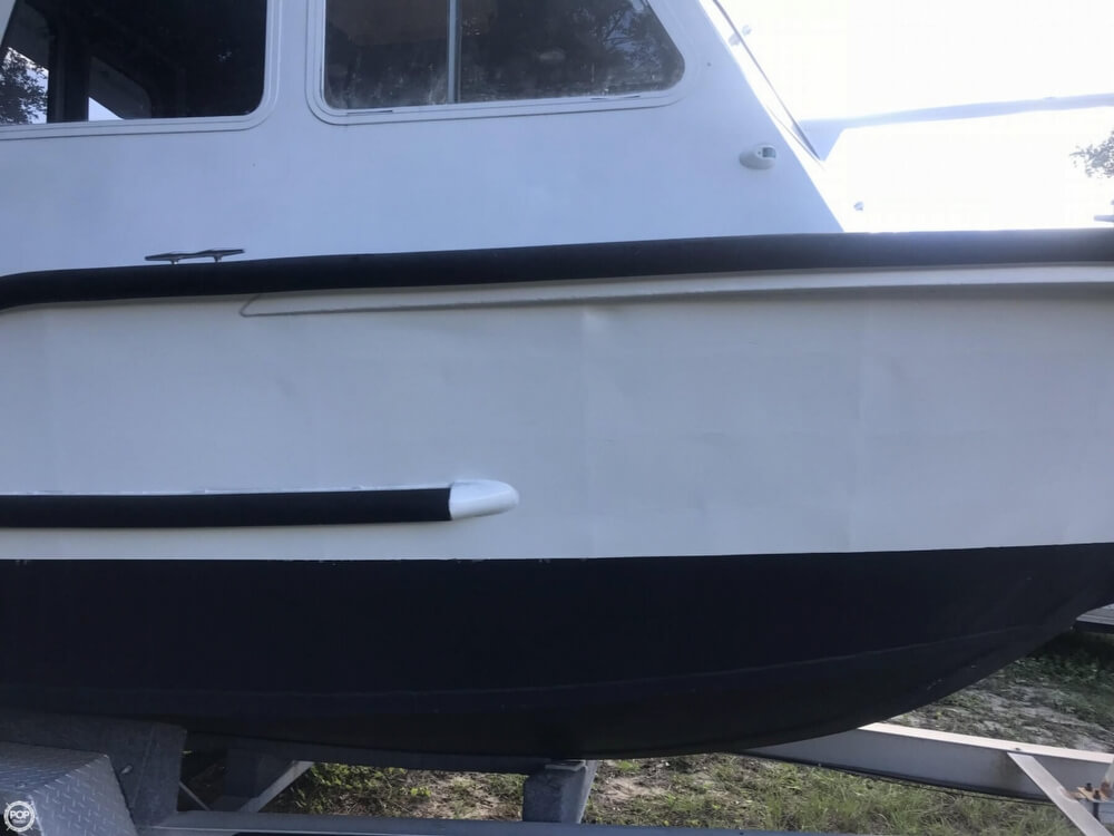 1985 Monark boat for sale, model of the boat is 23 Commercial & Image # 17 of 40