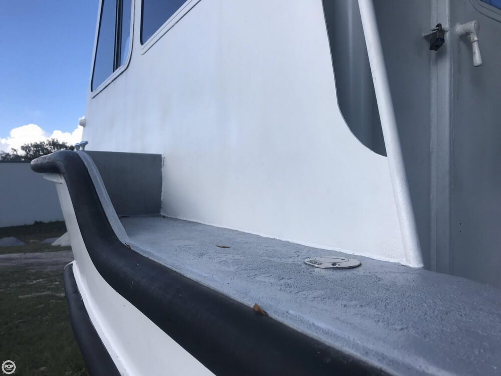 1985 Monark boat for sale, model of the boat is 23 Commercial & Image # 33 of 40