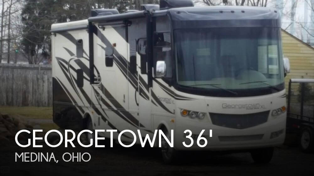 2015 Forest River Georgetown 36