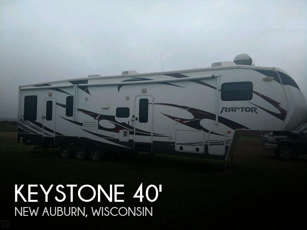 2012 Keystone Keystone Raptor 265LEV