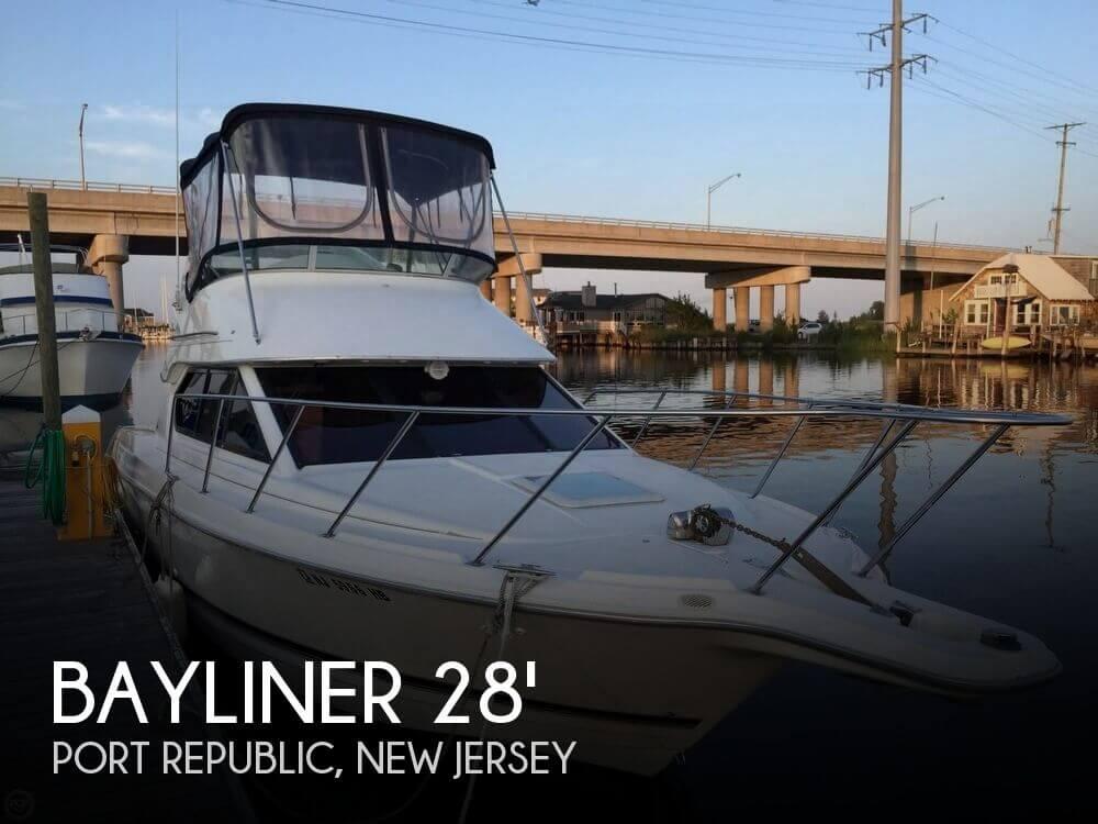 Used Bayliner 30 Boats For Sale by owner | 1999 Bayliner 30