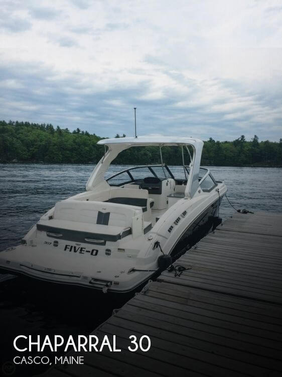 Used Chaparral Boats For Sale by owner | 2015 Chaparral 30