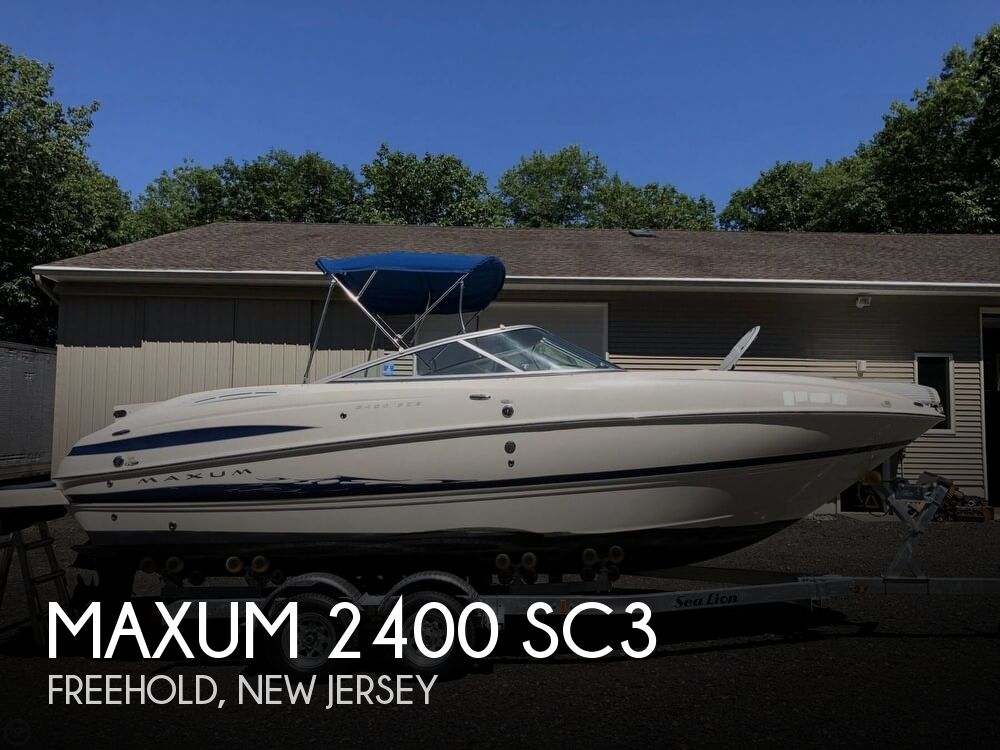 Used Maxum 24 Boats For Sale by owner | 2005 Maxum 24