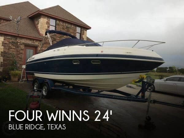 Used Four Winns 24 Boats For Sale by owner | 2005 Four Winns 24