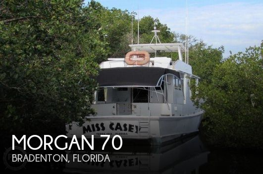 Used Morgan Boats For Sale by owner | 1990 Morgan 70