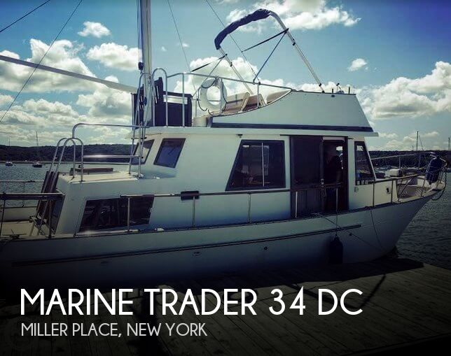 Used Marine Trader Boats For Sale by owner | 1982 Marine Trader 34