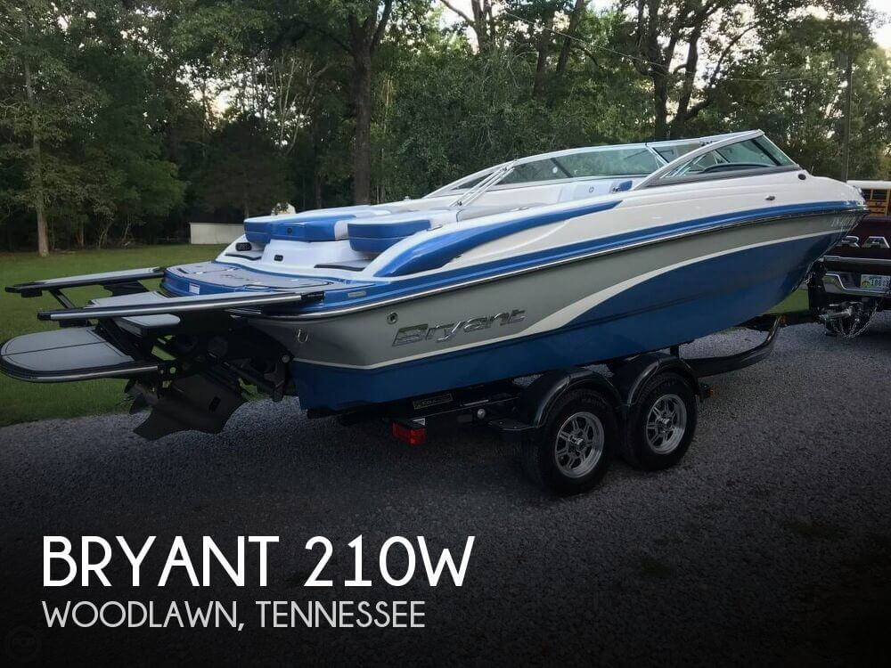 Used Boats For Sale in Nashville, Tennessee by owner | 2015 Bryant 21
