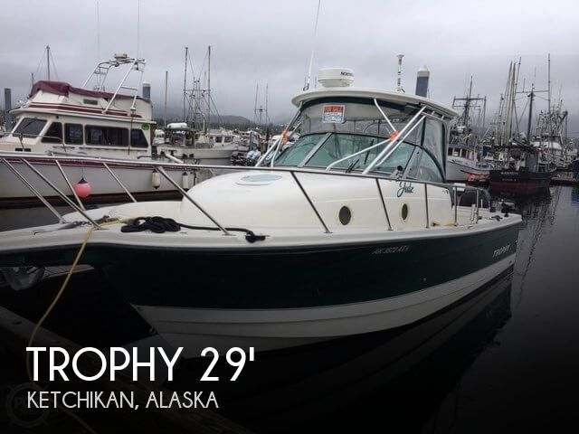 Used Trophy Boats For Sale by owner | 2006 Trophy 29