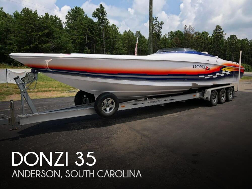 Used DONZI Boats For Sale by owner | 2006 Donzi 35