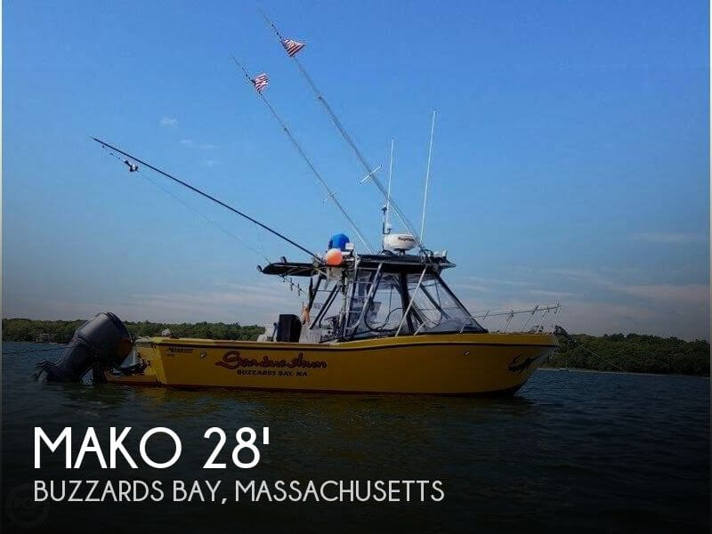 Used MAKO Boats For Sale by owner | 1984 Mako 28