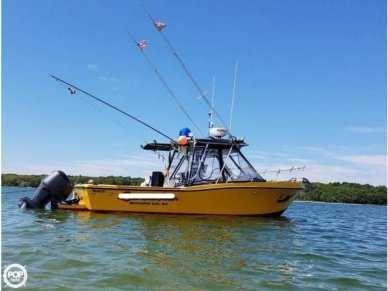 Mako 285 Dual Console Fisherman, 285, for sale - $37,500
