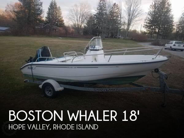 Used Boston Whaler 18 Boats For Sale by owner   2002 Boston Whaler 18