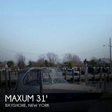 Used Maxum Boats For Sale in New York by owner | 2004 Maxum 31