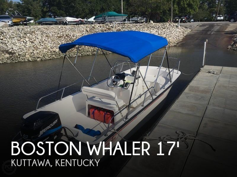 Used Boston Whaler 17 Boats For Sale by owner | 2004 Boston Whaler 17