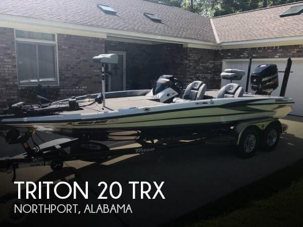 Used Triton  Boats For Sale by owner | 2016 Triton 20