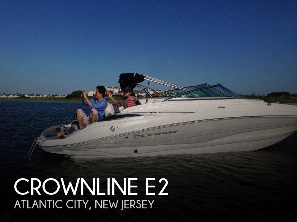 Used Crownline Deck Boats For Sale by owner | 2013 Crownline 23