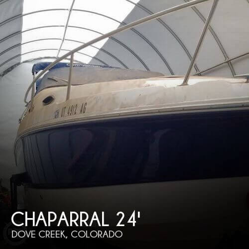 Used Boats For Sale in Colorado by owner | 2007 Chaparral 24