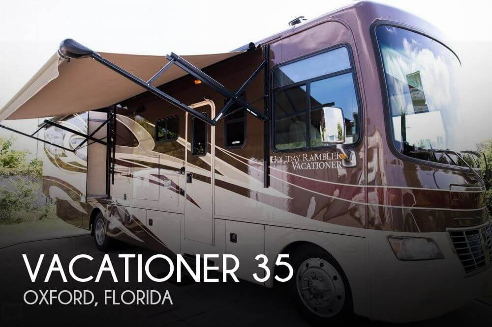 2013 Holiday Rambler Vacationer 35