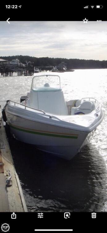 2002 Baja boat for sale, model of the boat is 250 Islander & Image # 13 of 40