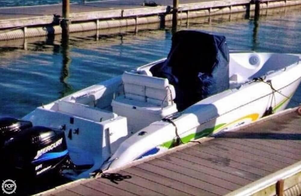 2002 Baja boat for sale, model of the boat is 250 Islander & Image # 14 of 40