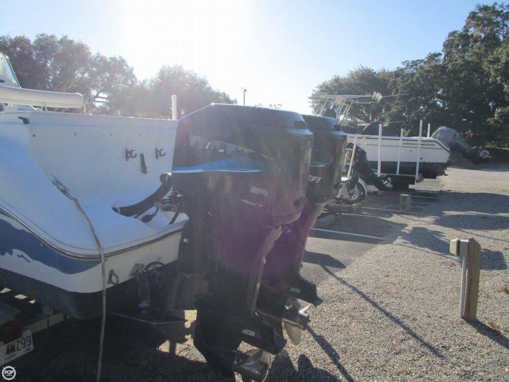 2002 Baja boat for sale, model of the boat is 250 Islander & Image # 34 of 40