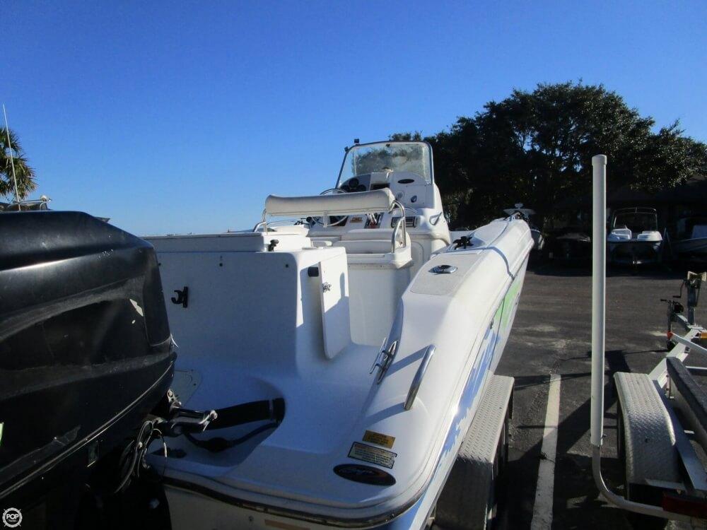 2002 Baja boat for sale, model of the boat is 250 Islander & Image # 5 of 40