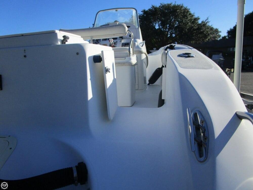 2002 Baja boat for sale, model of the boat is 250 Islander & Image # 38 of 40