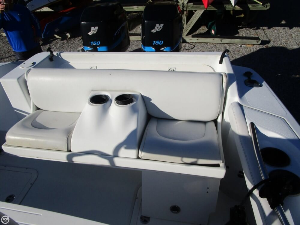 2002 Baja boat for sale, model of the boat is 250 Islander & Image # 4 of 40