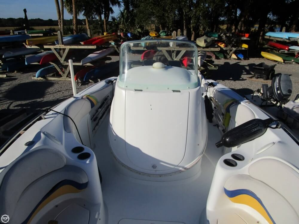 2002 Baja boat for sale, model of the boat is 250 Islander & Image # 7 of 40