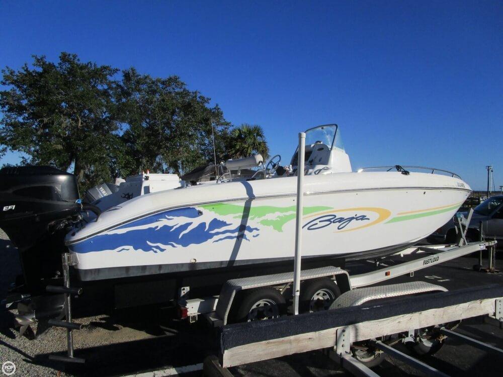 2002 Baja boat for sale, model of the boat is 250 Islander & Image # 9 of 40
