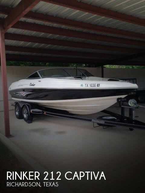 Used Rinker 24 Boats For Sale by owner | 2005 Rinker 24