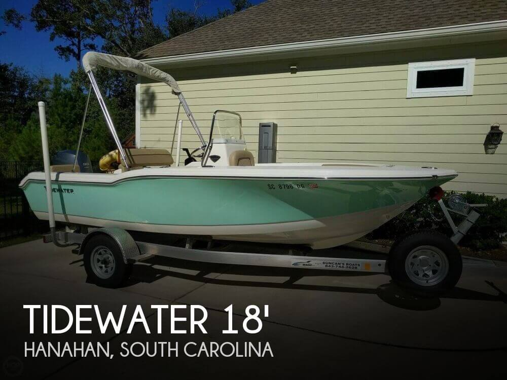 Used Tidewater Boats For Sale by owner | 2016 Tidewater 17