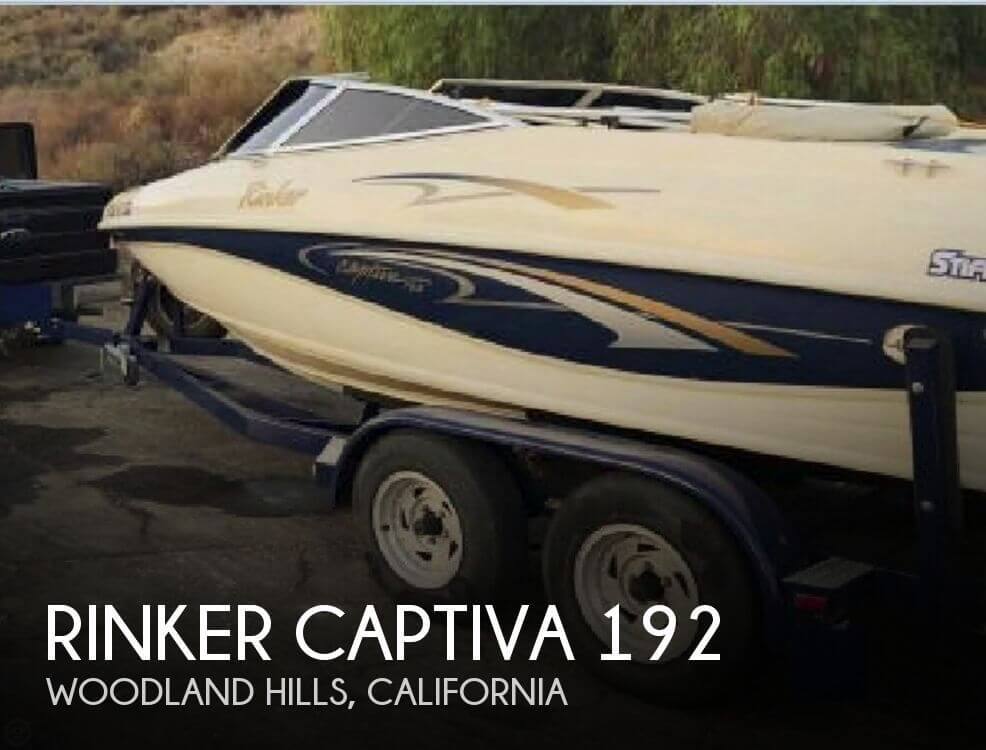 Used Rinker 19 Boats For Sale by owner | 2001 Rinker 19