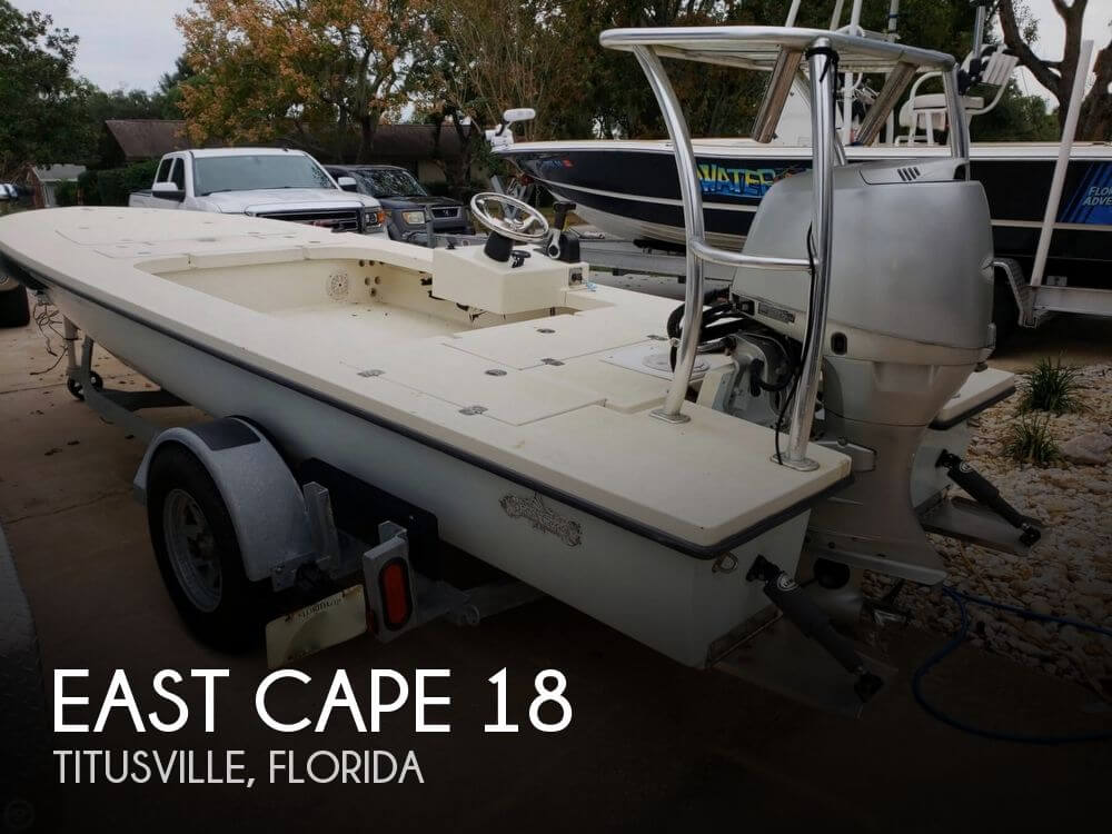 Used East Cape Boats For Sale by owner | 2008 East Cape 18