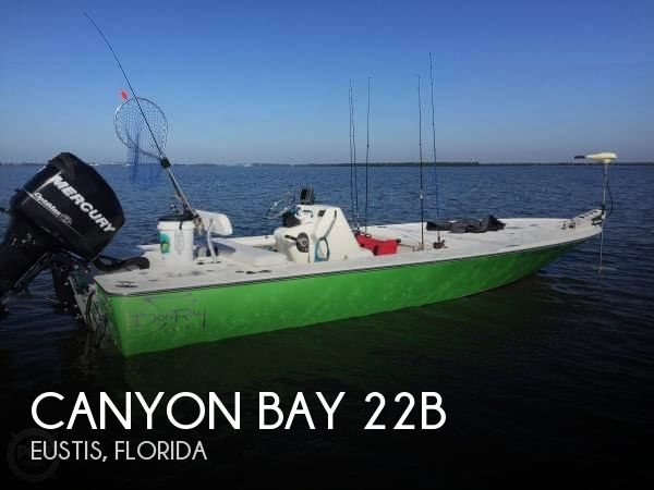 Used Canyon Bay Boats For Sale by owner | 2008 Canyon Bay 21