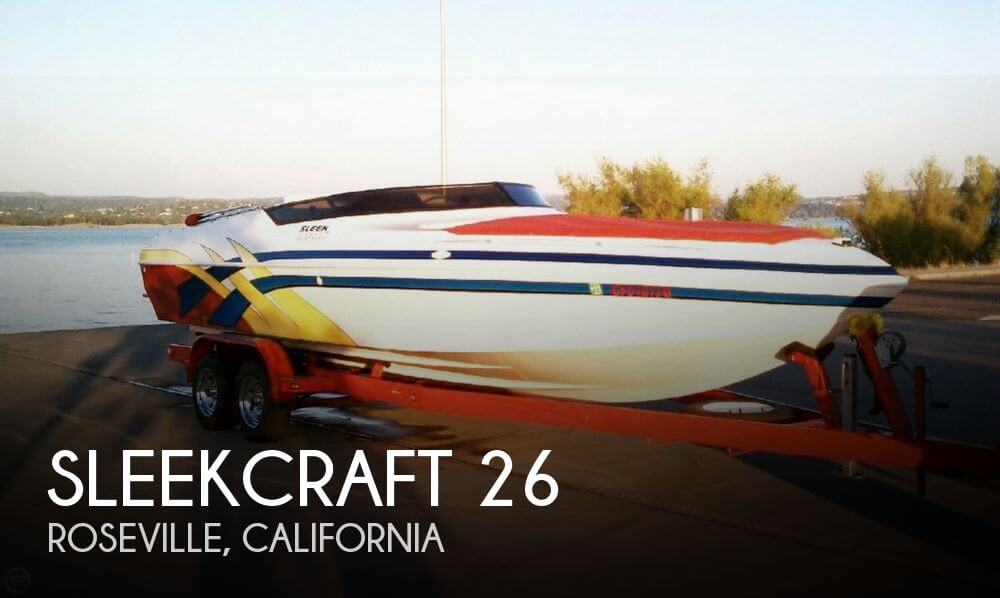 Used Sleekcraft Boats For Sale by owner | 2001 Sleekcraft 26