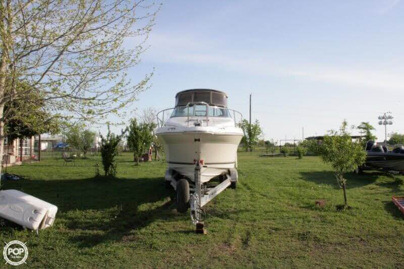 1996 Sea Ray boat for sale, model of the boat is 270 SUNDANCER & Image # 6 of 31