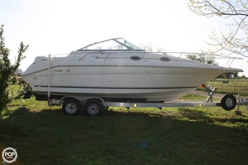 1996 Sea Ray boat for sale, model of the boat is 270 SUNDANCER & Image # 11 of 31
