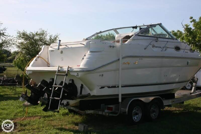 1996 Sea Ray boat for sale, model of the boat is 270 SUNDANCER & Image # 21 of 31