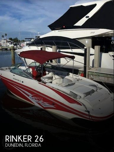 Used Rinker 26 Boats For Sale by owner | 2012 Rinker 26