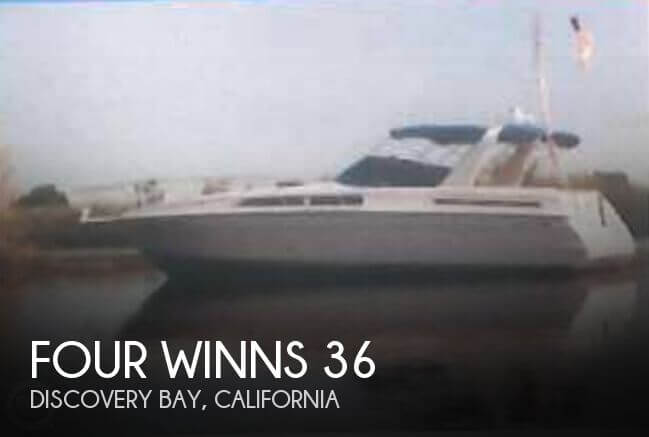 Used Four Winns Boats For Sale in California by owner | 1993 Four Winns 36