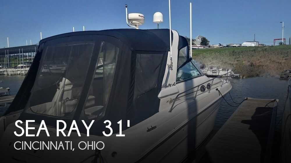 Used Boats For Sale in Dayton, Ohio by owner | 2000 Sea Ray 31