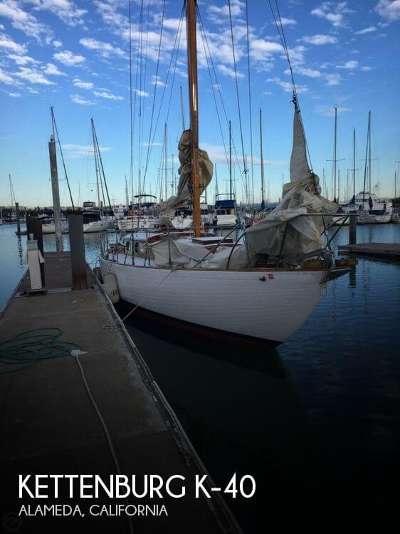 Used Kettenburg Boats For Sale in California by owner | 1961 Kettenburg K-40