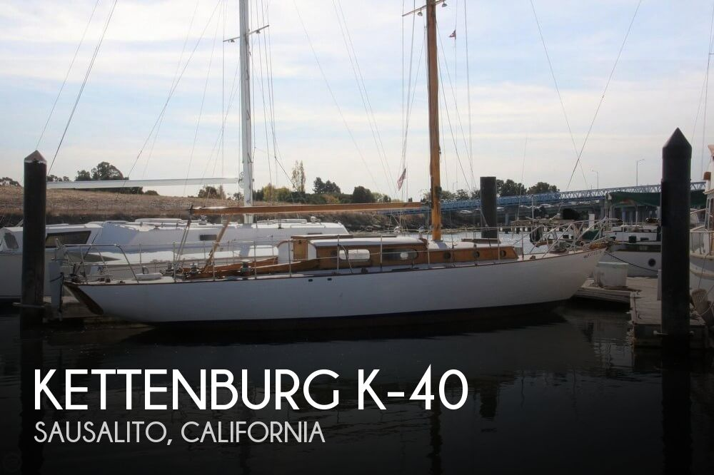 1961 Kettenburg boat for sale, model of the boat is K-40 & Image # 1 of 40
