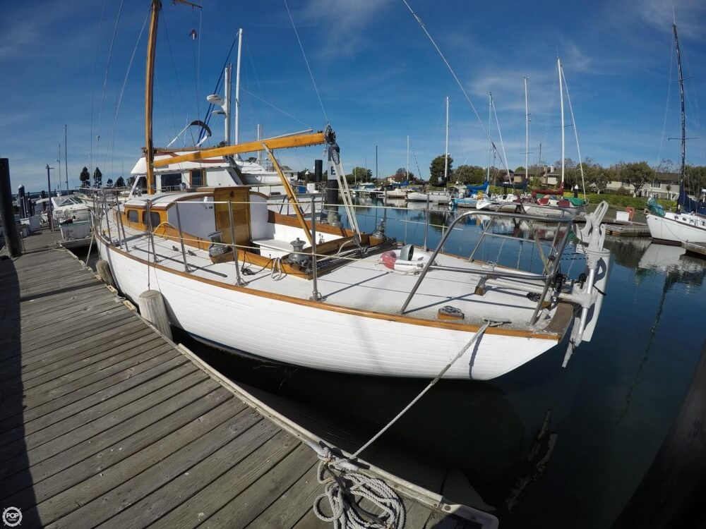 1961 Kettenburg boat for sale, model of the boat is K-40 & Image # 5 of 40