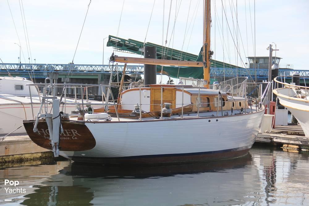 1961 Kettenburg boat for sale, model of the boat is K-40 & Image # 3 of 40