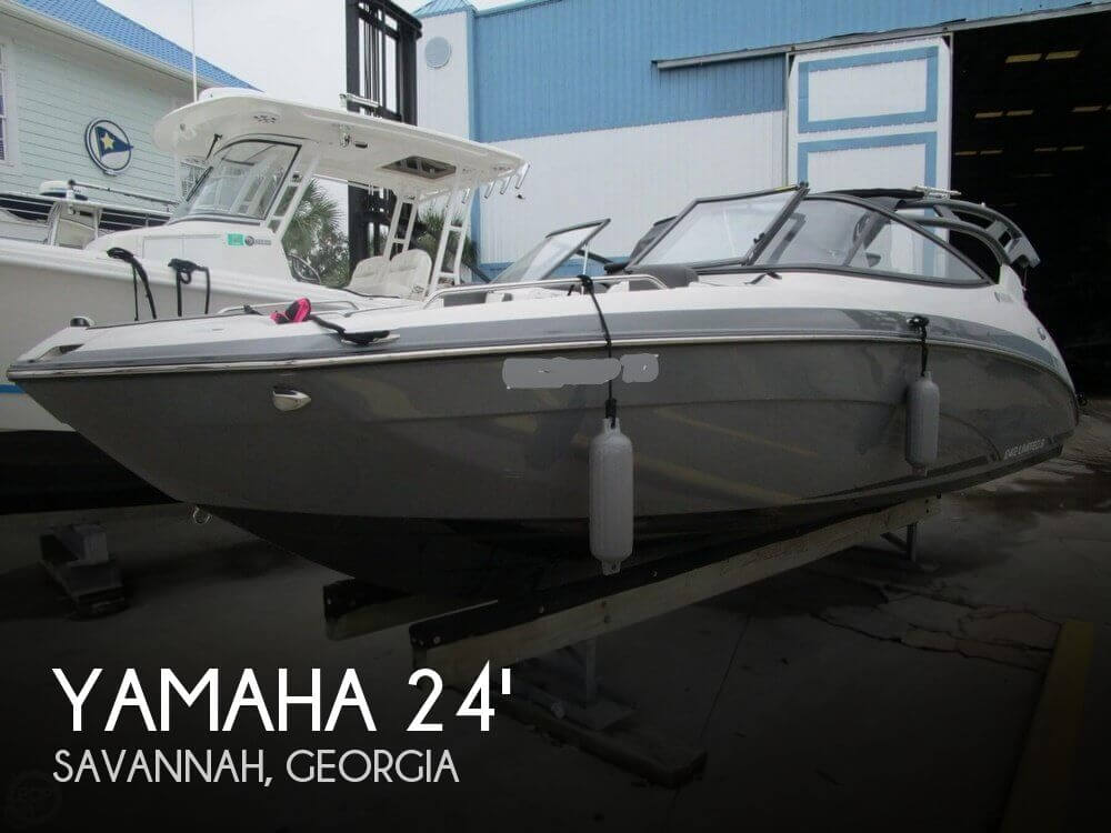 Used Yamaha Power boats For Sale by owner | 2016 Yamaha 24